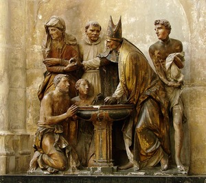 Baptism of St Augustine of Hippo relief.jpg