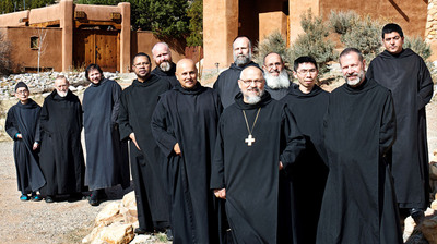benedictine monks in desert community.jpg