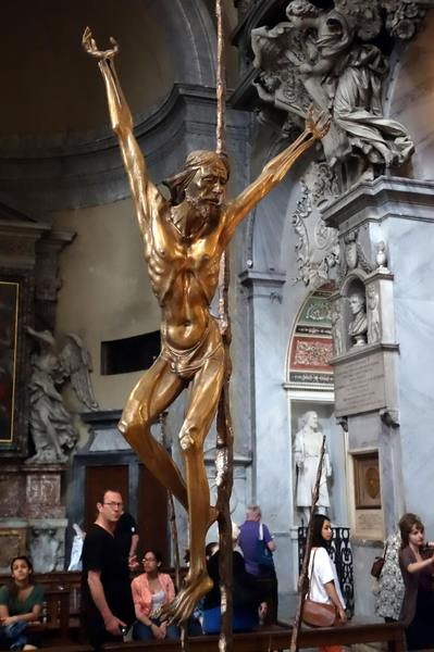 Christ Zumba Instructor of the World Basilica di Santa Maria del Popolo.jpg