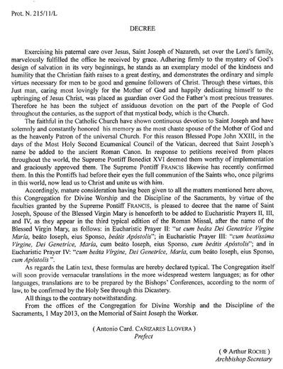 Joseph EP Paternas vices decree.jpg