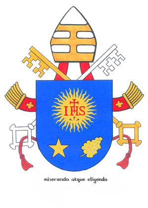 Pope Francis coat of arms.jpg