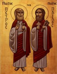 Ss Peter and Paul coptic.jpeg