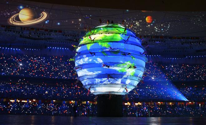 Olympics 2008: genuine freedom or mere slogans?   Communio