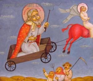 Elijah saint