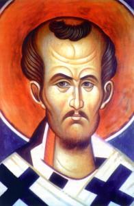 John Chrysostom detail