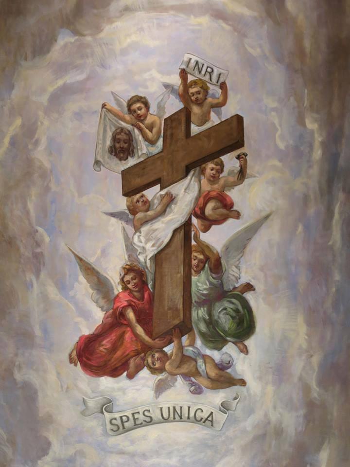 Exaltation Of The Holy Cross Communio
