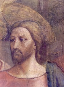 detail of Christ