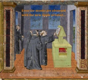Monks and Apple