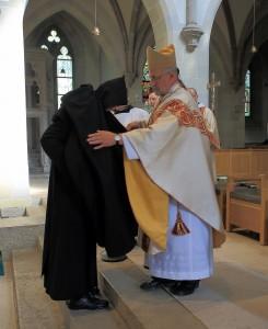 abbot & monk