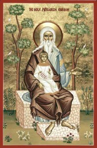 Holy Patriarch Abraham