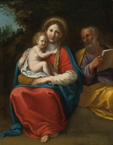 Holy Family FAlbani