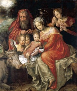 nativity JBacker