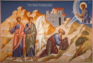 Conversion of St Paul