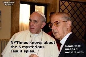 Jesuit spies