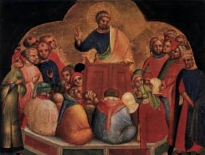 Peter Preaching Lorenzo Veneziano