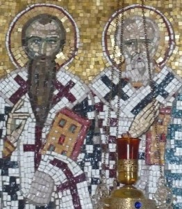 Sts Basil and Gregory