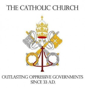 Catholic Church outlasting