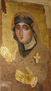 Mother of God 7th century