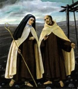 Sts. John of the Cross and Teresa of Avila