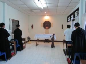Thailand Benedictines