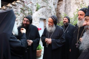 Oriental and Byzantine Orthodox preists