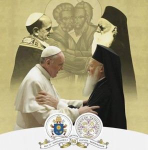 Popes and Patriarchs in the Holy Land