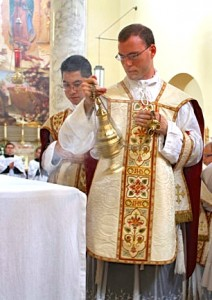 Fr Kenneth Walker FSSP
