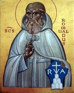 St Romuald of Ravenna