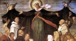 Moretto da Brescia BVM of Carmel