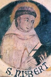 St Norbert detail
