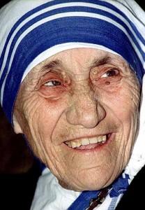 Blessed Teresa