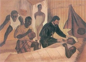 St Peter Claver