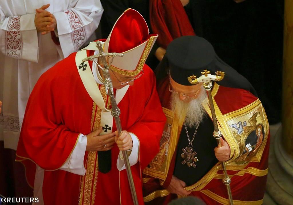 Patriarch Bartholomew | Communio | 1024 x 718 jpeg 84kB