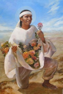 St Juan Diego Martha Orozco