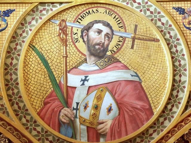 La foi catholique d`Angleterre – un rapide aperçu historique (musique et vidéo) St-Thomas-Becket