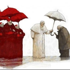 Papal service