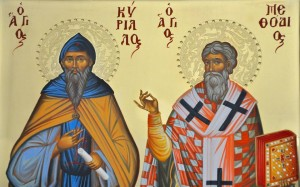 Sts Cyril and Methodious