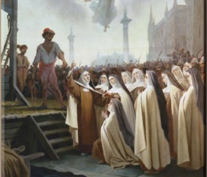 Compiegne nuns
