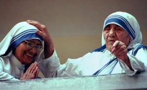 Sr Nirmala and Bl Teresa