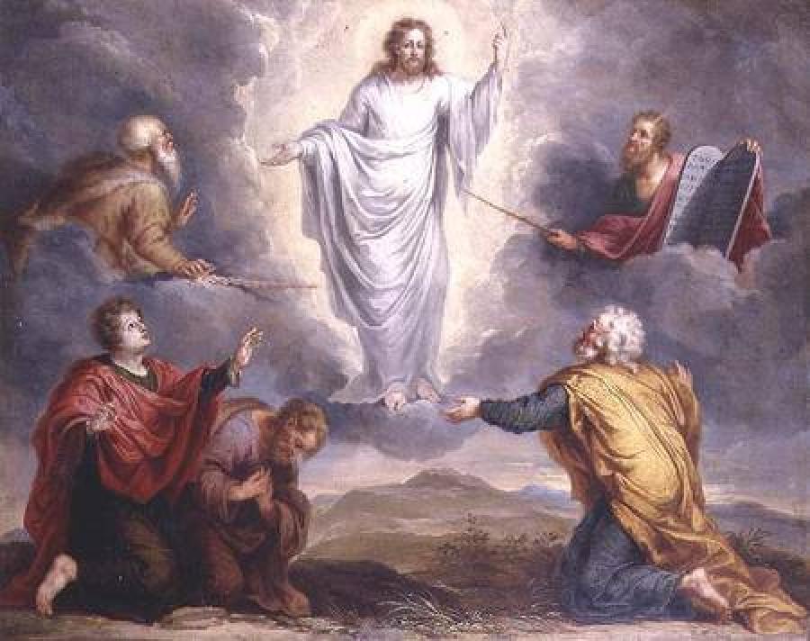 Transfiguration حلقه عن عيد التجلي