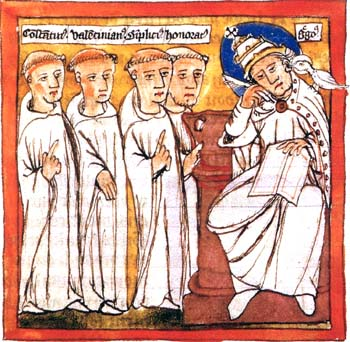 the life and work of st gregory the great 540 604 biography, christian saints, commentaries, early works, history  only  two popes, leo i and gregory i, have been given the popular title of the great.