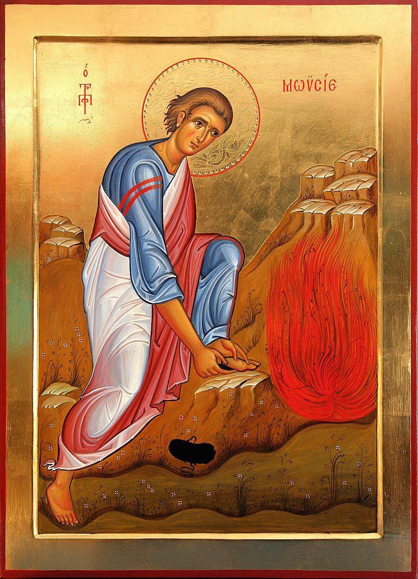 saint moses the prophet communio