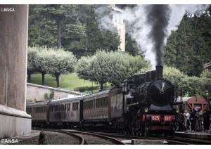 papal train