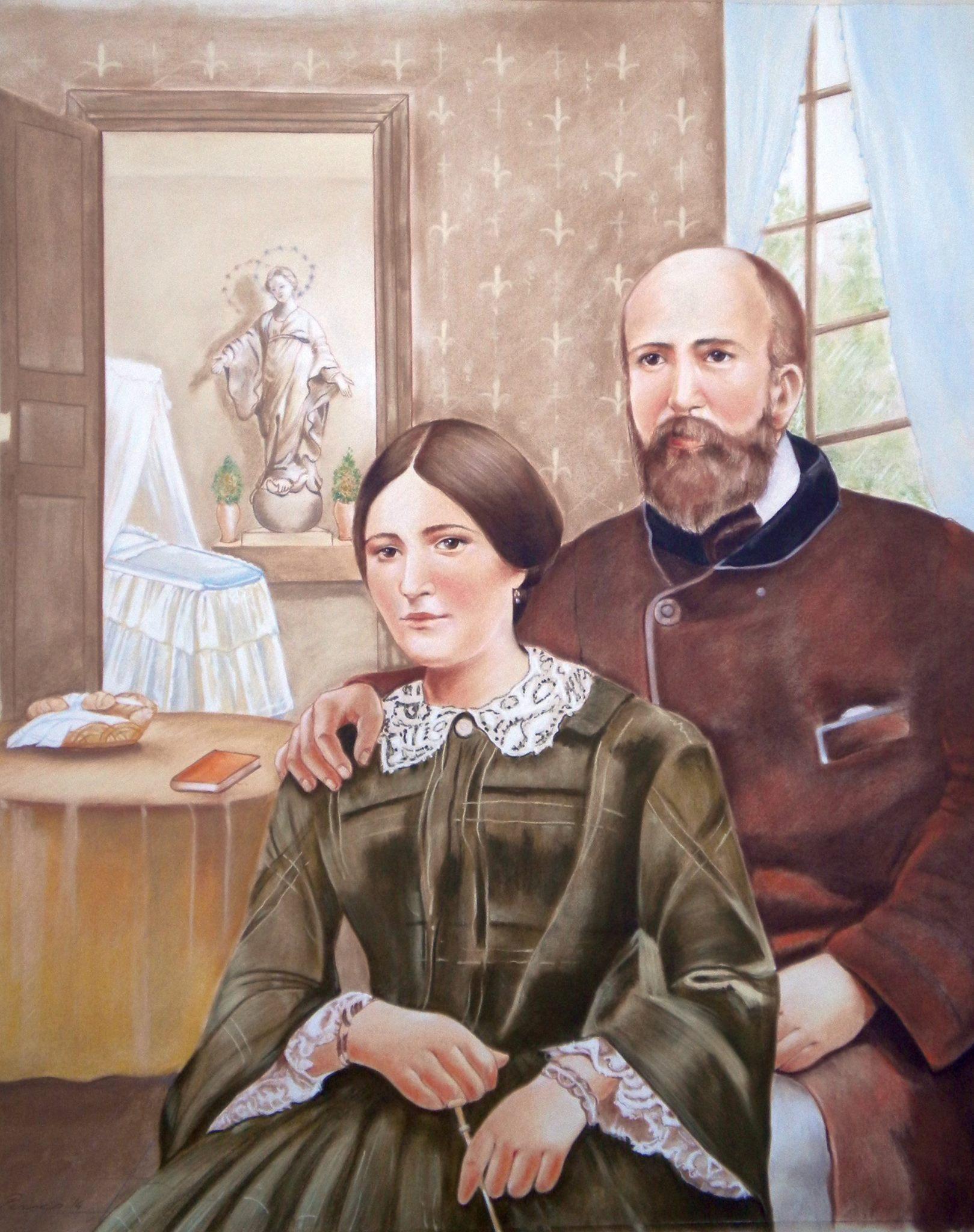 Louis and Zélie Martin, saints – Communio