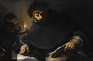 St Dominic and the Devil
