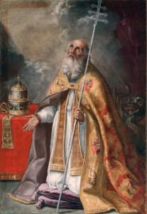 Saint Sylvester