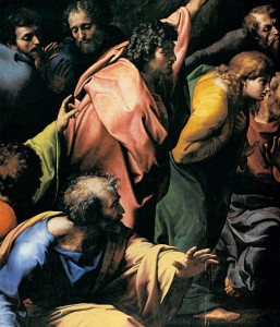 Transfiguration Raffaello