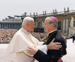 Portillo and JPII