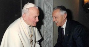 JPII and Lejeune