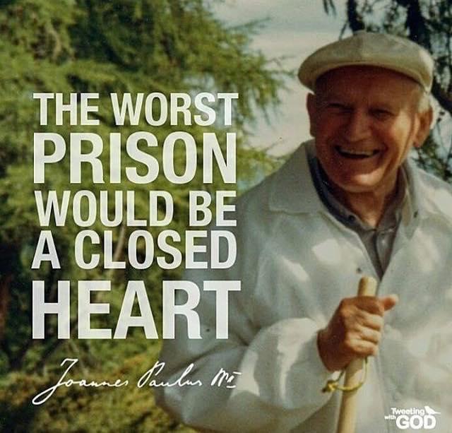 Pope John Paul II Communio Inspiration Pope John Paul Ii Quotes
